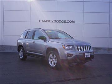 2016 Jeep Compass for sale in Harrison, AR