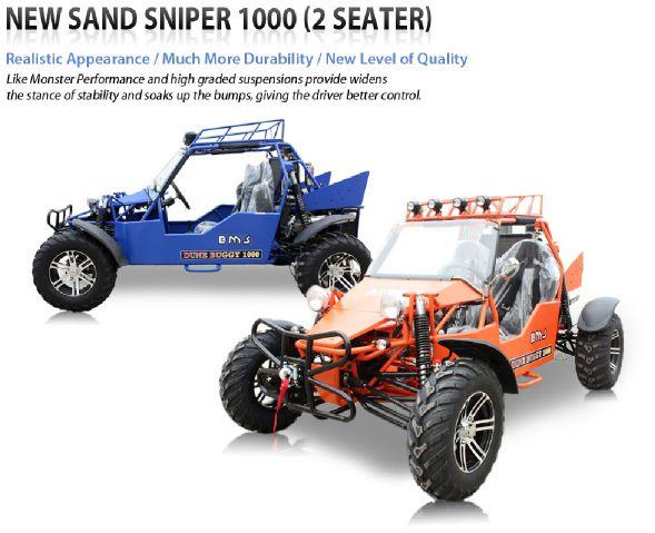 2015 BMS SAND SNIPER 1000 2SEAT