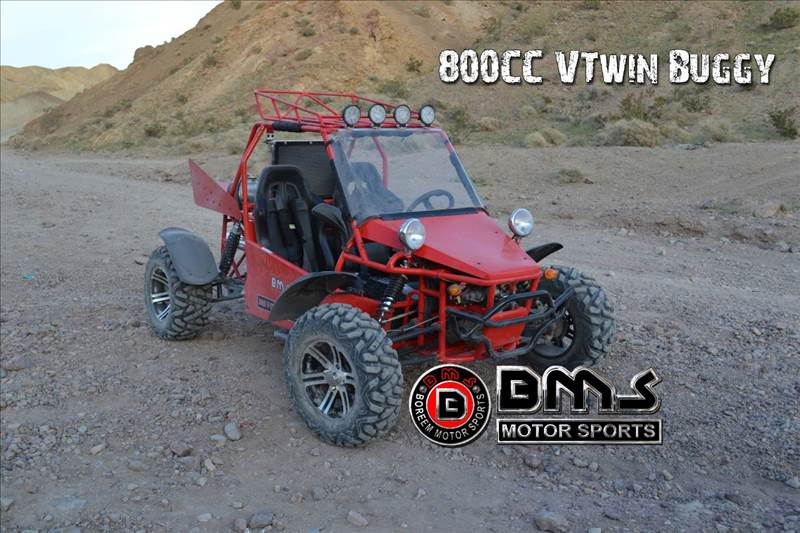 2015 BMS V-TWIN BUGGY 800