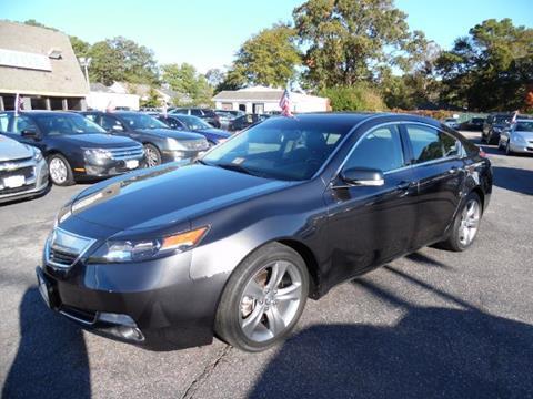 2013 Acura TL for sale in Norfolk, VA