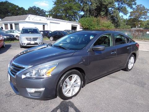 2013 Nissan Altima for sale in Norfolk, VA