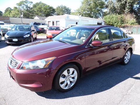 2009 Honda Accord for sale in Norfolk, VA