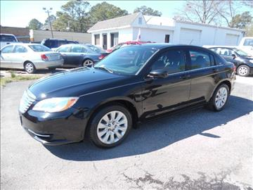 2013 Chrysler 200 for sale in Norfolk, VA