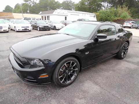 2013 Ford Mustang for sale in Norfolk, VA