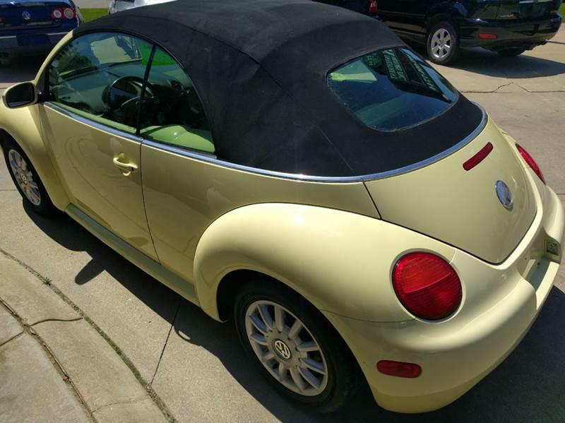 2004 Volkswagen New Beetle GLS 2dr Convertible - Lincoln NE
