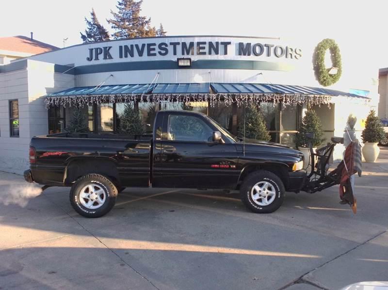 1996 Dodge Ram Pickup 1500 LT 2dr 4WD Standard Cab SB - Lincoln NE
