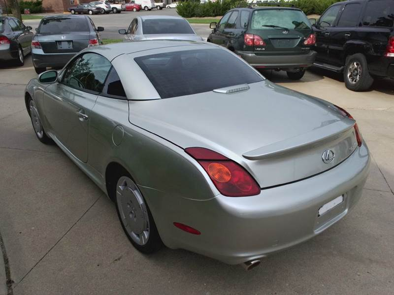 2004 Lexus SC 430 Base 2dr Convertible - Lincoln NE