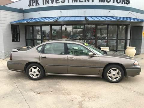 Chevrolet Impala For Sale Lincoln, NE - Carsforsale.com