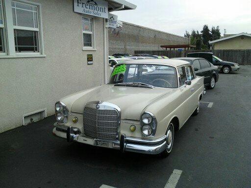 1965 Mercedes-Benz S-Class