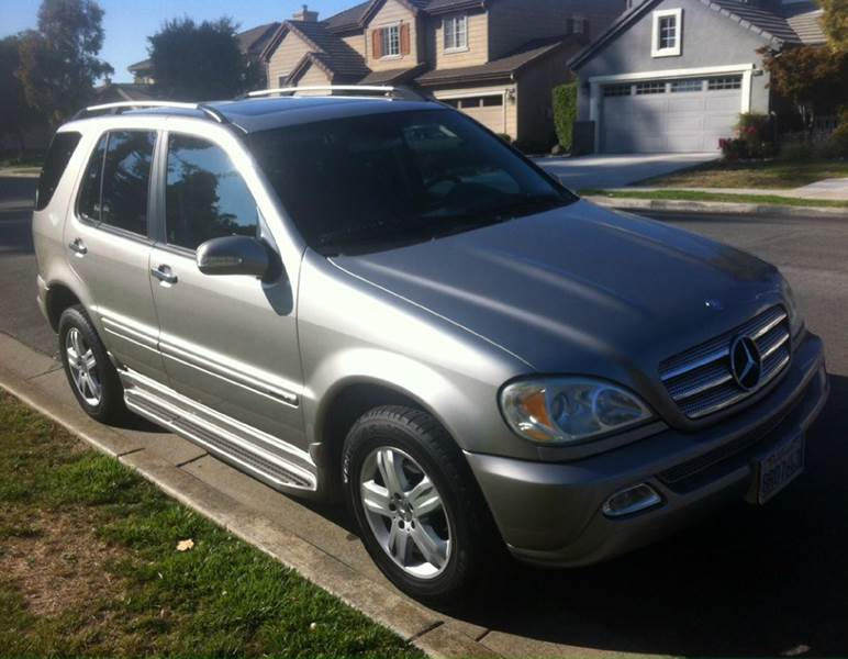 2005 mercedes benz m class ml350 awd 4matic 4dr suv in for 2005 mercedes benz suv
