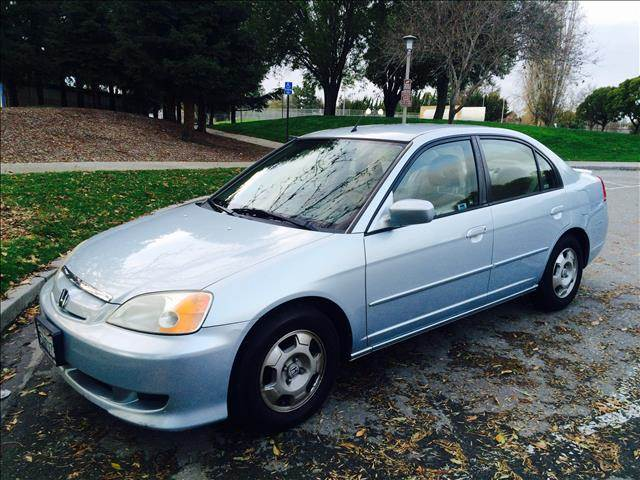 2003 honda civic hybrid 4dr sedan in fremont ca fremont auto sales. Black Bedroom Furniture Sets. Home Design Ideas