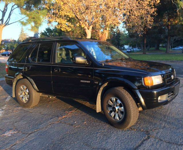 1999 honda passport 4dr ex 4wd suv in fremont ca fremont for Honda fremont auto mall