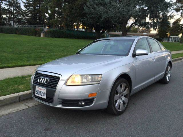 2006 audi a6 3 2 quattro awd 4dr sedan in fremont ca fremont auto sales. Black Bedroom Furniture Sets. Home Design Ideas