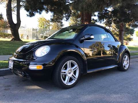 2004 Volkswagen New Beetle for sale in Fremont, CA