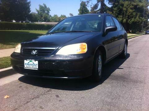 Honda civic for sale fremont ca for Honda fremont auto mall