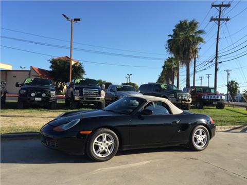 2001 Porsche Boxster for sale in San Antonio, TX