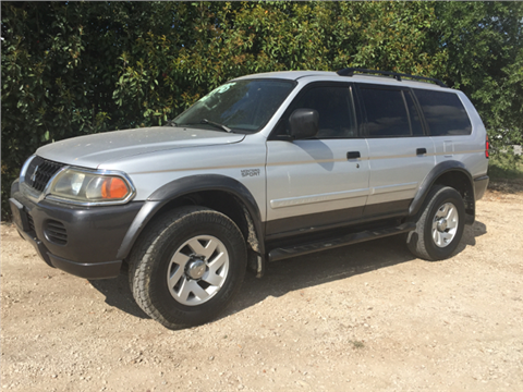 2003 Mitsubishi Montero Sport for sale in Seguin, TX