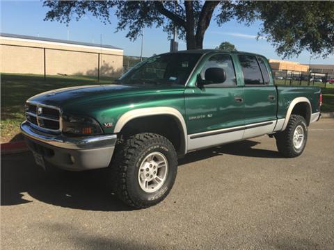 2000 Dodge Dakota for sale in Seguin, TX