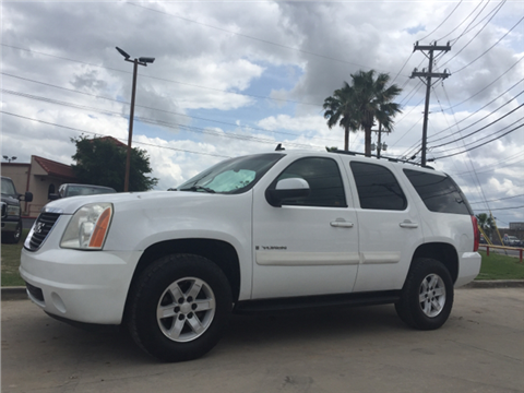 2008 GMC Yukon for sale in San Antonio, TX