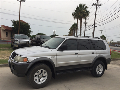 2003 mitsubishi montero sport for sale in san antonio tx