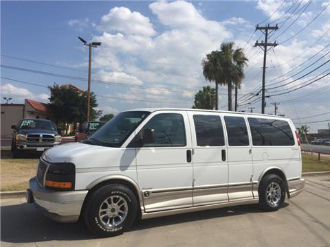 2005 GMC Savana Passenger for sale in San Antonio, TX