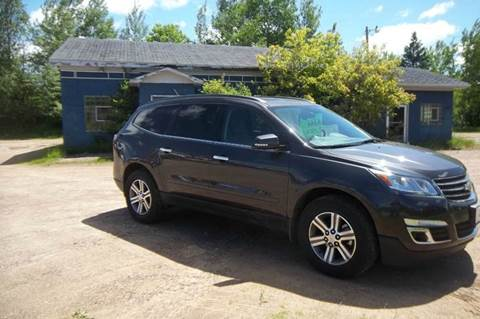 2015 Chevrolet Traverse for sale in Phillips, WI