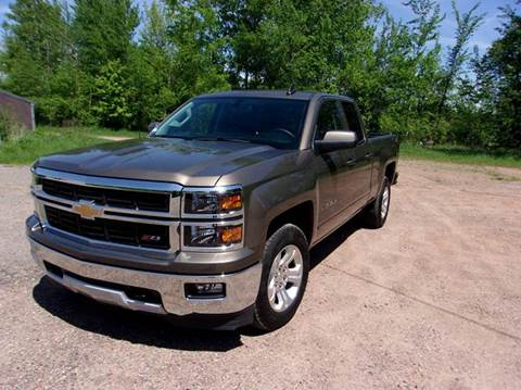 2015 Chevrolet Silverado 1500 for sale in Phillips WI