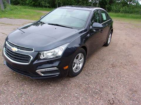 2016 Chevrolet Cruze Limited for sale in Phillips WI