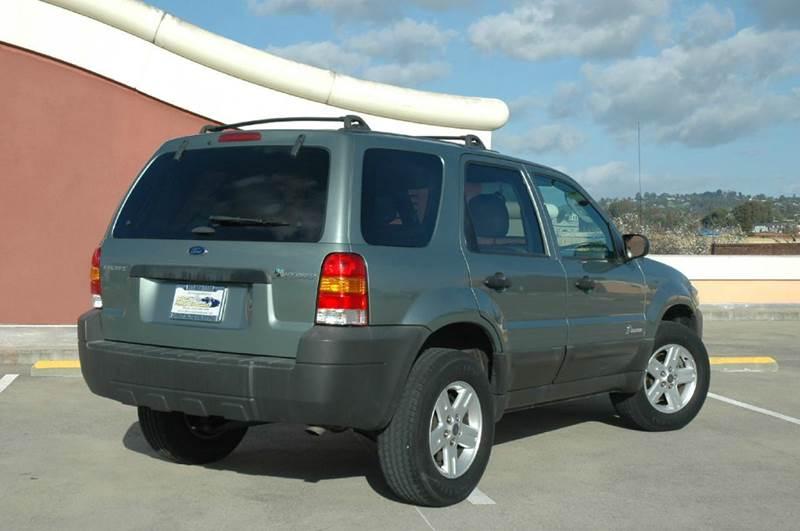 2005 ford escape hybrid 4dr suv in hayward ca direct auto sales inc. Black Bedroom Furniture Sets. Home Design Ideas