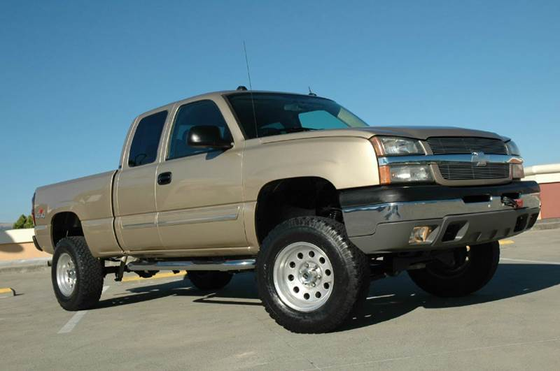 2005 chevrolet silverado 1500 4dr extended cab lt 4wd sb in hayward ca direct auto sales inc. Black Bedroom Furniture Sets. Home Design Ideas