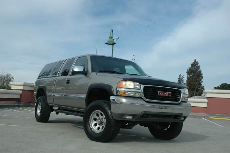 2001 gmc sierra 1500 4dr extended cab sle 2wd lb in hayward ca direct auto sales inc. Black Bedroom Furniture Sets. Home Design Ideas