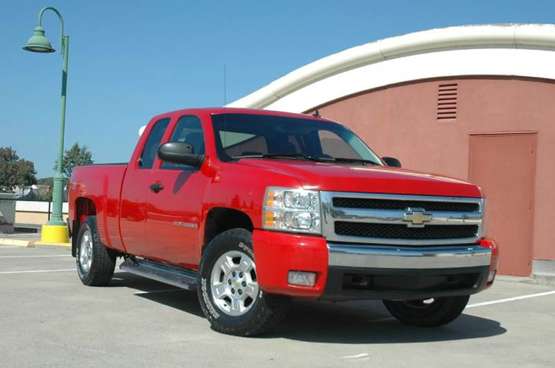 2008 chevrolet silverado 1500 4wd lt1 4dr extended cab 5 8 ft sb in hayward ca direct auto. Black Bedroom Furniture Sets. Home Design Ideas