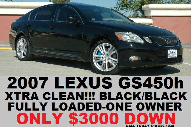 2007 Lexus GS 450h for sale in Hayward CA