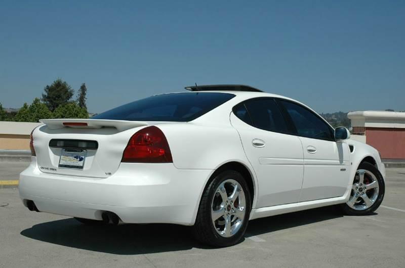 2006 pontiac grand prix gxp 4dr sedan in hayward ca direct auto sales inc. Black Bedroom Furniture Sets. Home Design Ideas