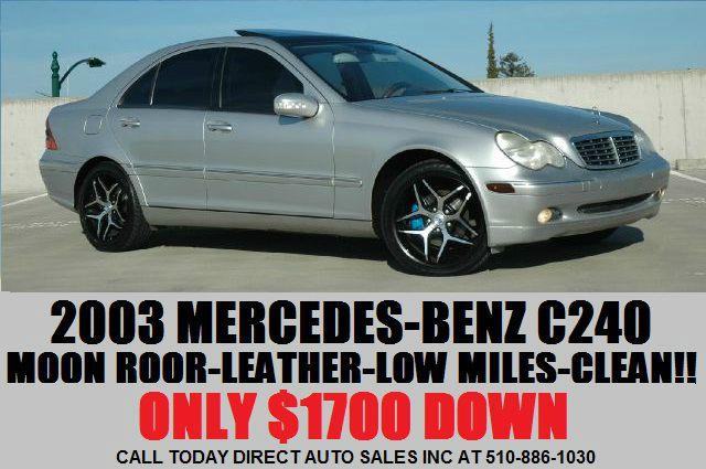 2003 Mercedes-Benz C-Class for sale in Hayward CA