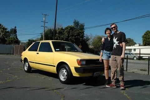 1981 Toyota Tercel