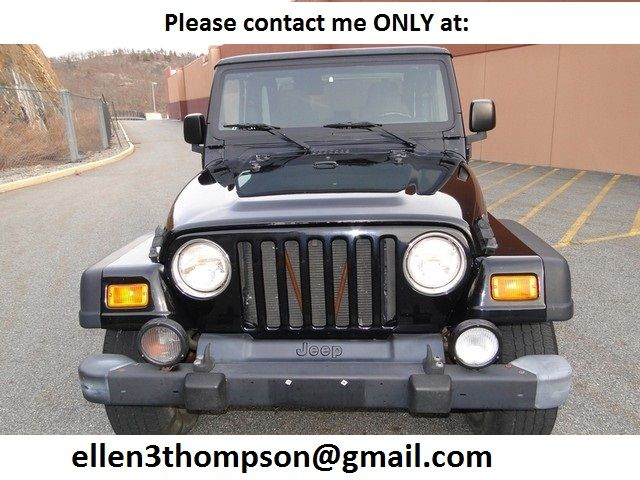 2003 Jeep Wrangler for sale in Concord NC