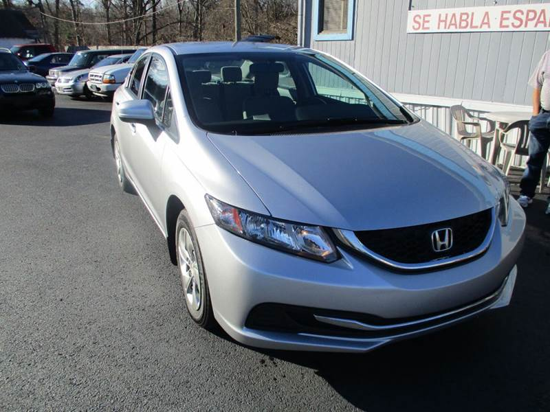 2015 honda civic lx 4dr sedan cvt in concord nc royal for Concord honda service coupons