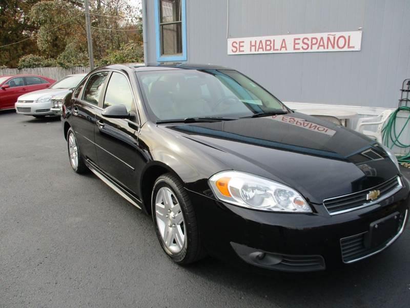 2011 chevrolet impala lt fleet 4dr sedan w 2fl in concord nc royal auto sales. Black Bedroom Furniture Sets. Home Design Ideas