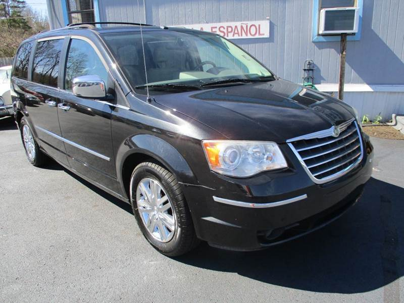 2008 chrysler town and country limited 4dr mini van in. Black Bedroom Furniture Sets. Home Design Ideas