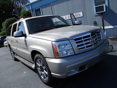 2006 Cadillac Escalade ESV for sale in Concord, NC