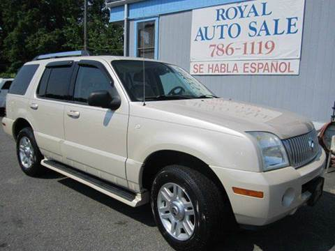 mercury mountaineer for sale north carolina. Black Bedroom Furniture Sets. Home Design Ideas