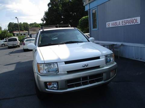 2001 Infiniti QX4 for sale in Concord, NC