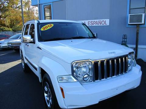 2012 Jeep Liberty for sale in Concord, NC