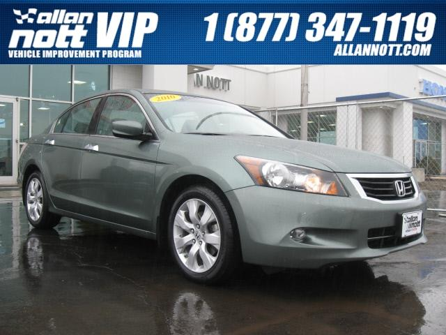 2010 Honda Accord for sale in LIMA OH