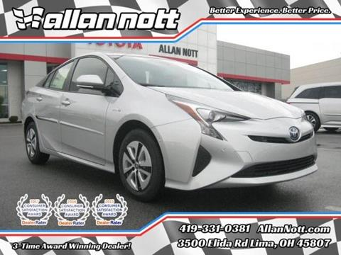 2017 Toyota Prius for sale in Lima, OH