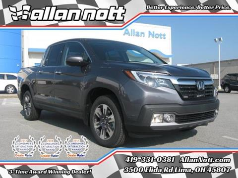 2018 Honda Ridgeline for sale in Lima, OH
