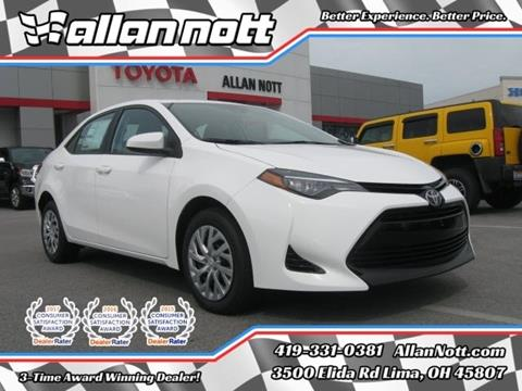 2018 Toyota Corolla for sale in Lima, OH