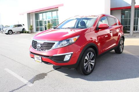 2012 Kia Sportage for sale in Lima, OH