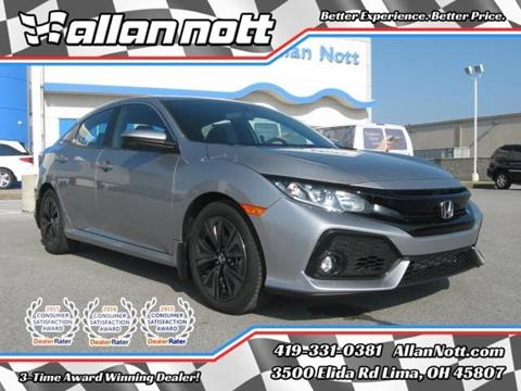 2018 Honda Civic for sale in Lima, OH